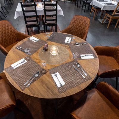 red deer reštaurácia